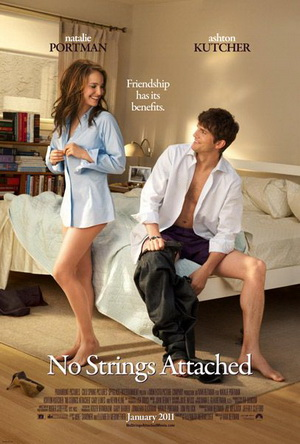 No Strings Attached Top 10 Most Funny Movies in 2011   2012
