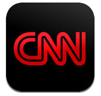 cnn app ipad 2 10 Must Have Apps For Apple iPad 2   2011
