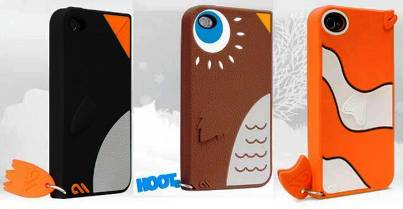 6. Case Mate Creatures Top 10 Best iPhone 4S Covers