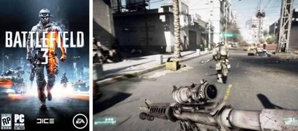 10.  Battlefield 3 Top 10 Best Game Shooter Orang Pertama pada 2012