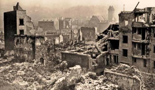 6.  Pemboman Pforzheim Top 10 Serangan Bom Paling Fatal di Dunia
