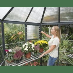 Oasis Hexagonal Greenhouse 4