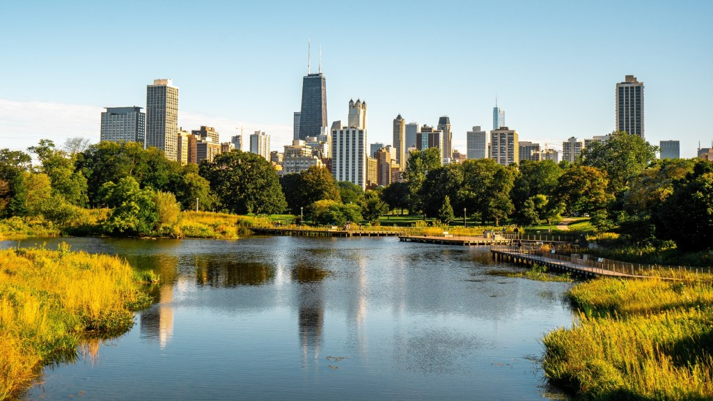 cheap place to travel in 2020: Chicago