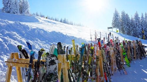 Easter weekend skiing in Canada