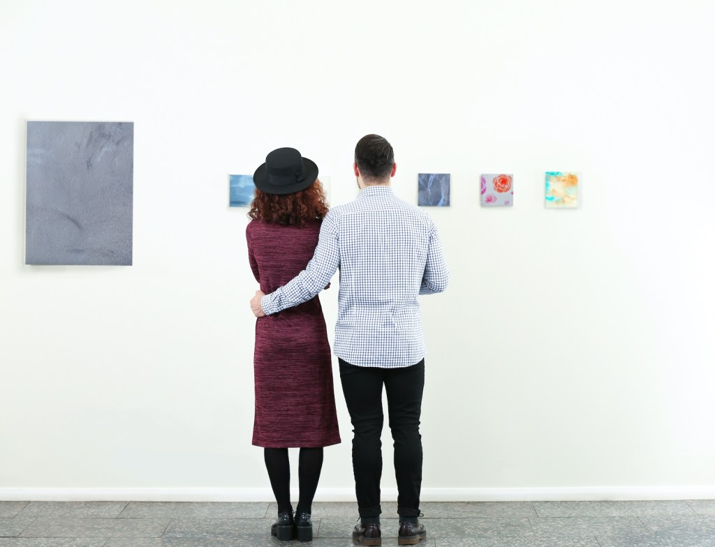 creative date ideas: an interesting exhibition
