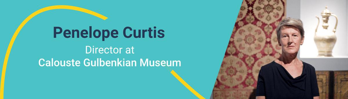 celebrating women in art: Penelope Curtis