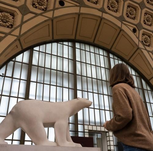 Francois Pompon - The Polar Bear (Musée d'Orsay)