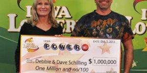 Un million de dollars pour les Schillings
