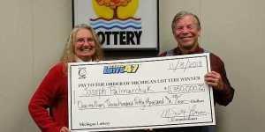 Encore un double grand gagnant du loto aux États-Unis