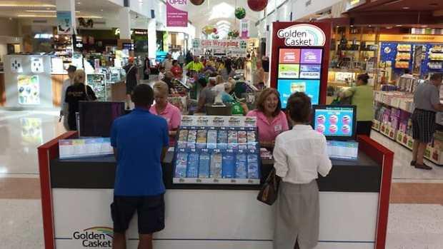 Jackpot du loto record en Australie