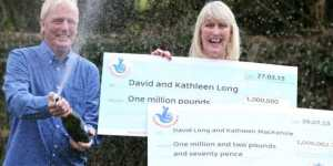 EuroMillions: They win 2 times in 2 years !
