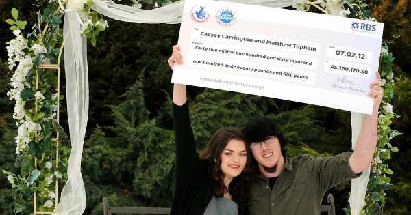 Gagnant EuroMillions au Royaume-Uni du mardi 7 février 2012