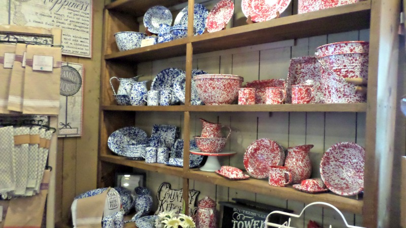 General Store Dishes