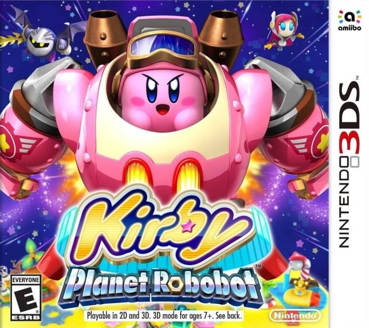 Kibry Planet Robobot
