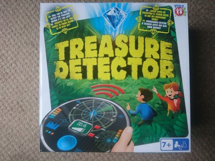 treasure detector box