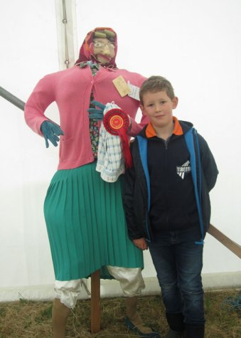 Winning Scarecrow