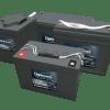 vedlikeholdsfritt batteri