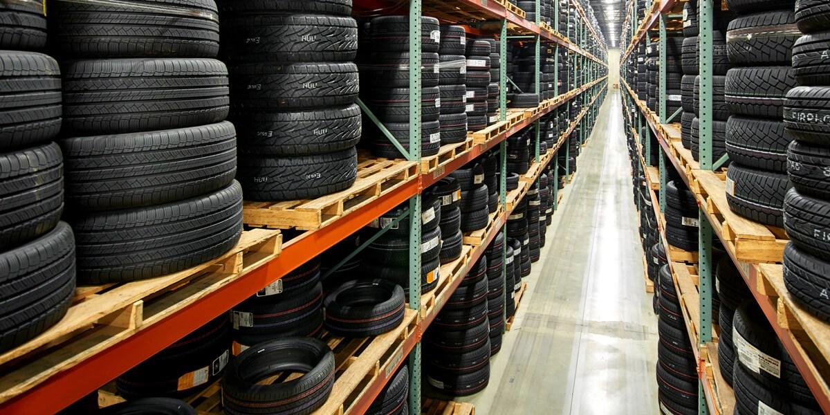 the tire rack tire rack