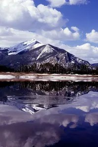 Lake Dillon, Summit County, CO