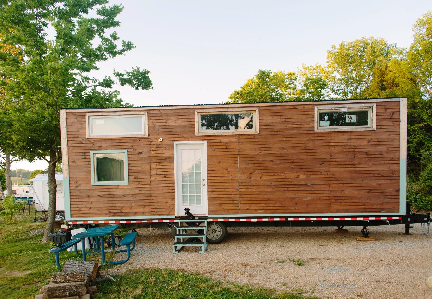 Tiny Home Designs: Cincinnati, Ohio - Tire Swing