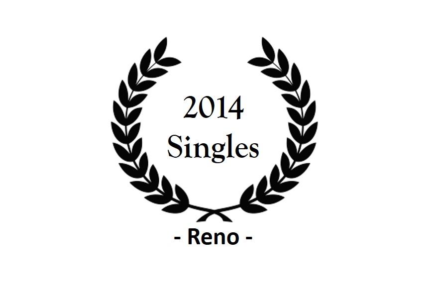 top 2014 – Reno – singles