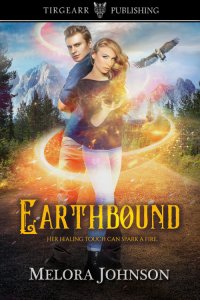 Cover of Earthbound by Melora Johnson