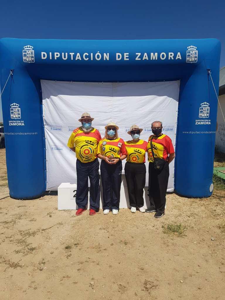 Mercè Mas guanya la III Copa Ibérica en BR50 varmint lleuger i s'adjudica el rècord d'Espanya a Zamora