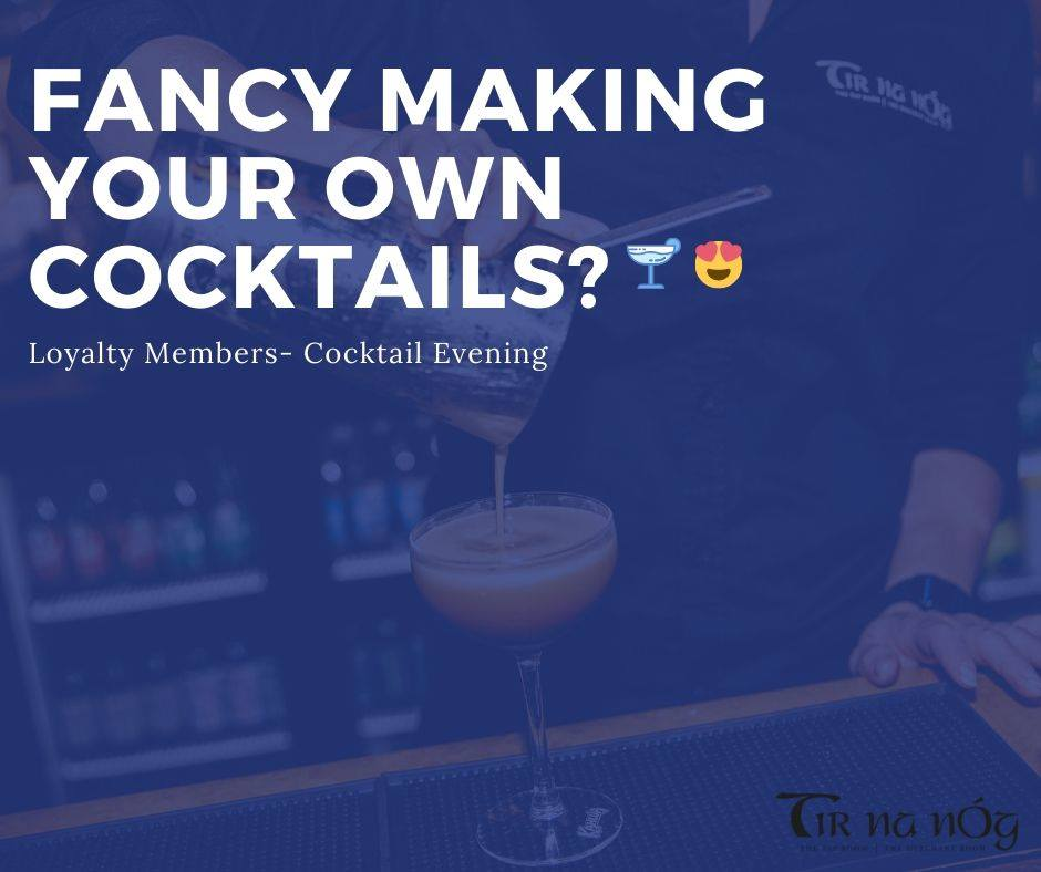 Loyalty Member Cocktail Event