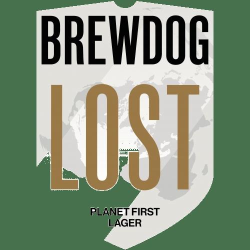 Brewdog Lost Lager