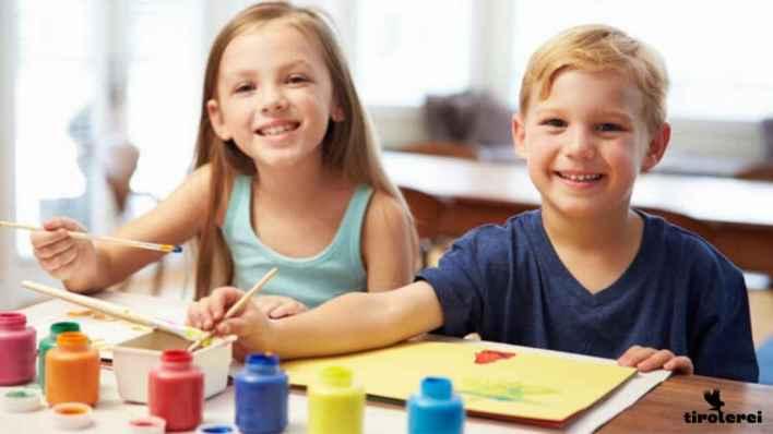 Wie kann ich mein Kind zu Hause beschäftigen?