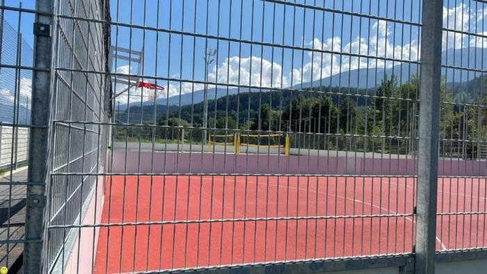 Kinderspielplatz – Sportzentrum Rum