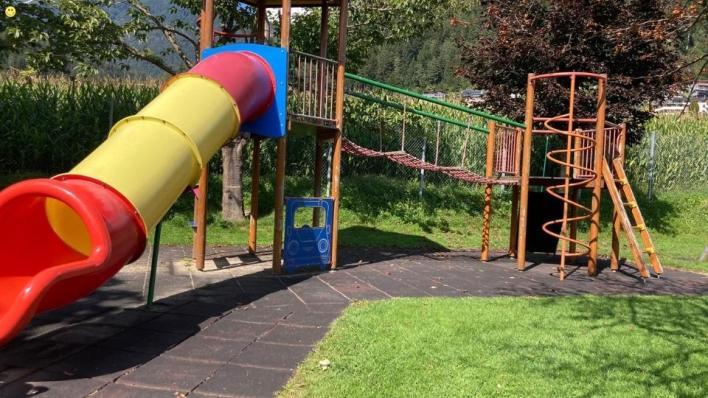 Kinderspielplatz Fritzens