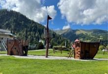 Spielplatz am Achensee