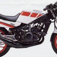 Yamaha RD350 la viuda negra