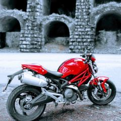 Retroprueba: Ducati Monster 696