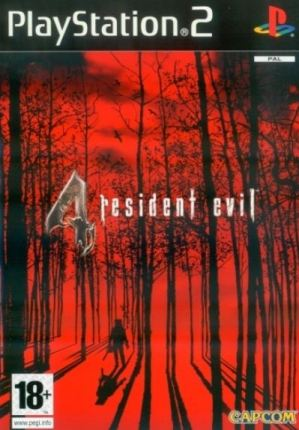 Portada del Resident Evil 4