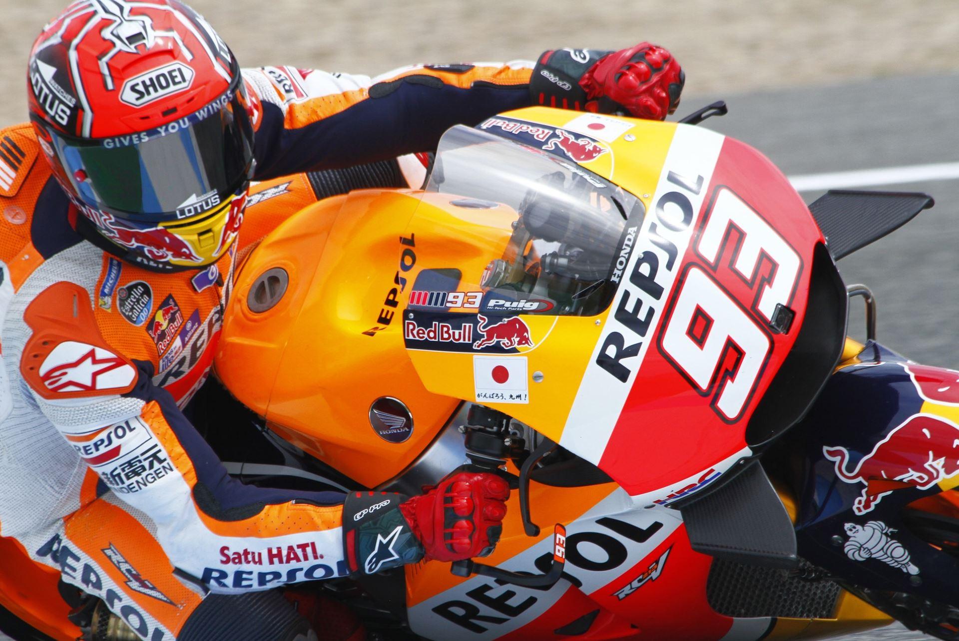 ▷La parrilla de MotoGP 2019  ea466531457