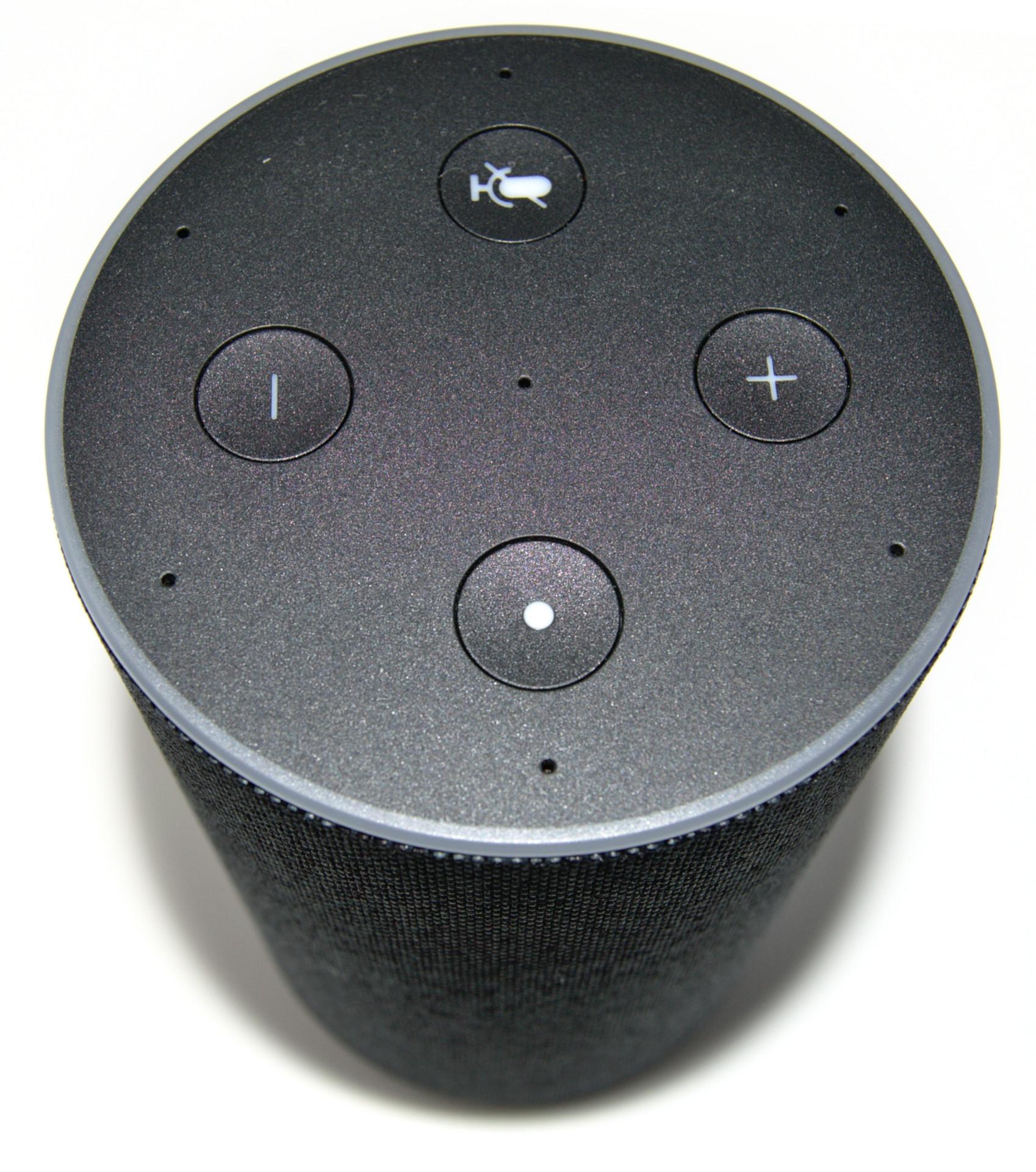 Prueba de Amazon Echo