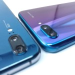 Huawei P20 vs Honor 10