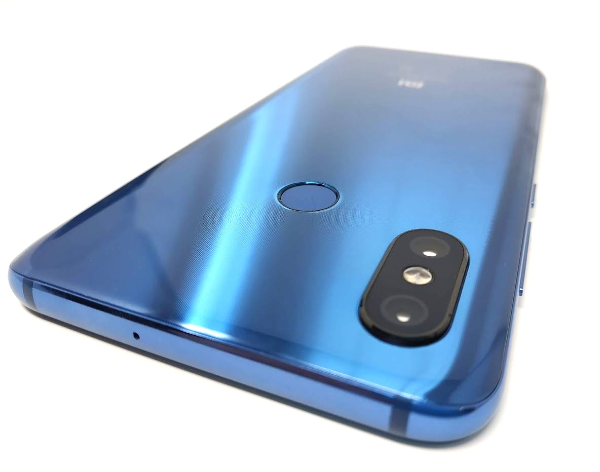 Prueba del Xiaomi Mi 8