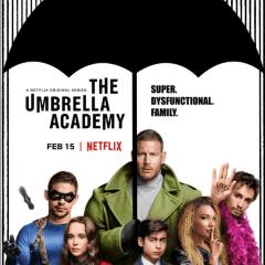Qué serie ver en Netflix: The Umbrella Academy