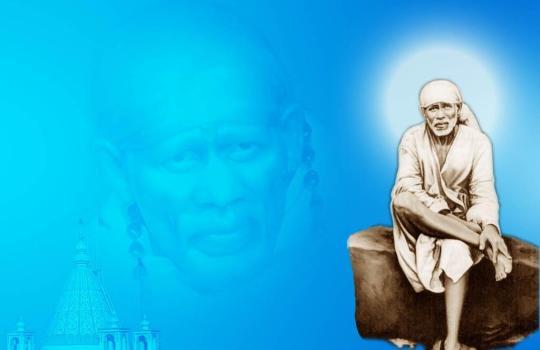 His Holiness Sri Saib Baba Of Shirdi
