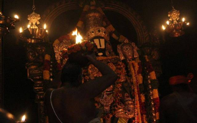 Special-Aarathi-To-Lord-Sri-Venkateswara