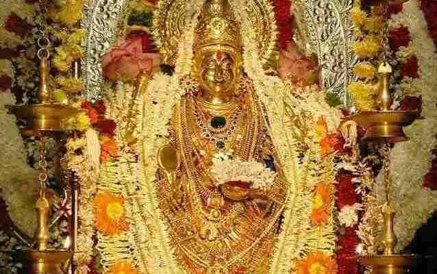 Goddess Maha Lakhmi