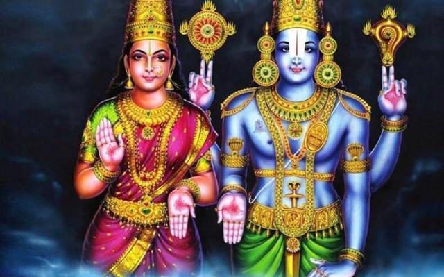 Sri Lakshmi Sametha Sri Venkateswara Swamy