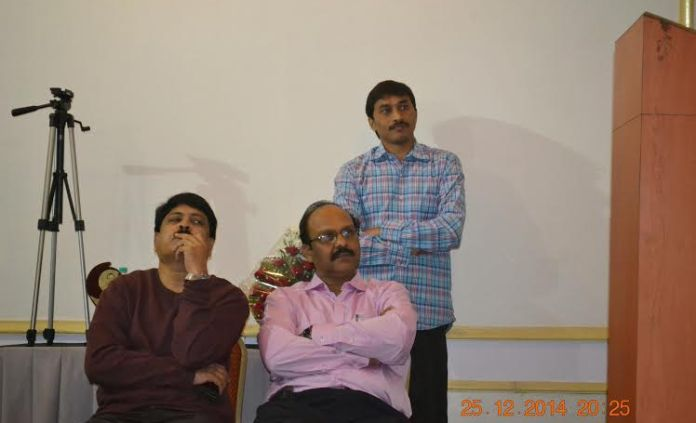 Had The Honor Of Sitting Bside Sriram Sir During A Meeting
