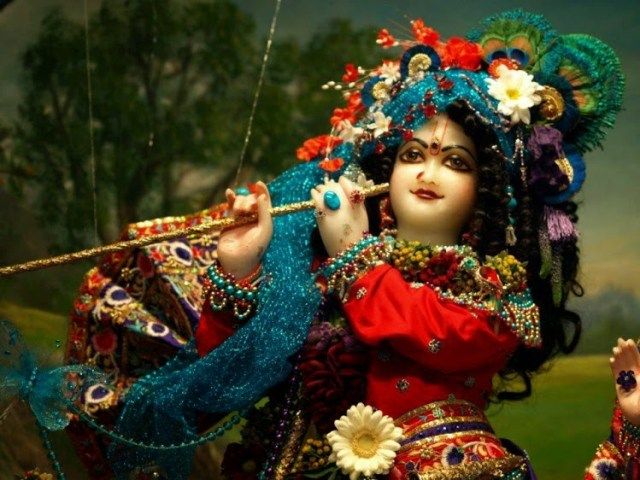Amazing Lord Sri Krishna