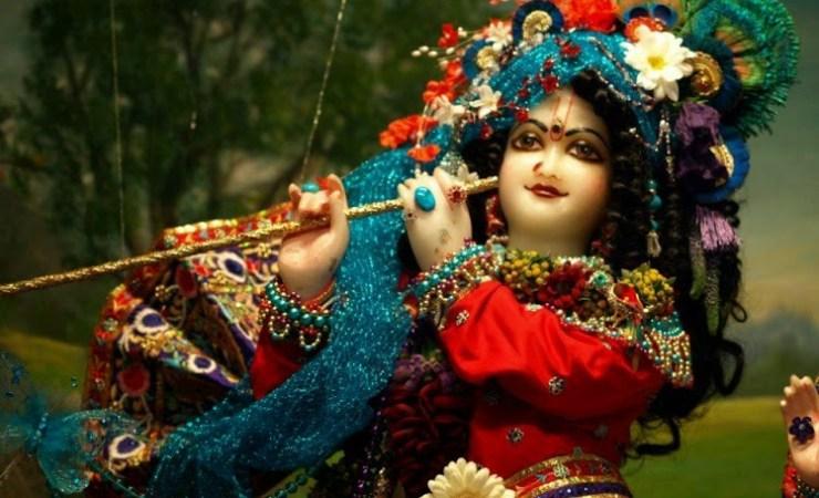 Amazing Lord Sri Krishna