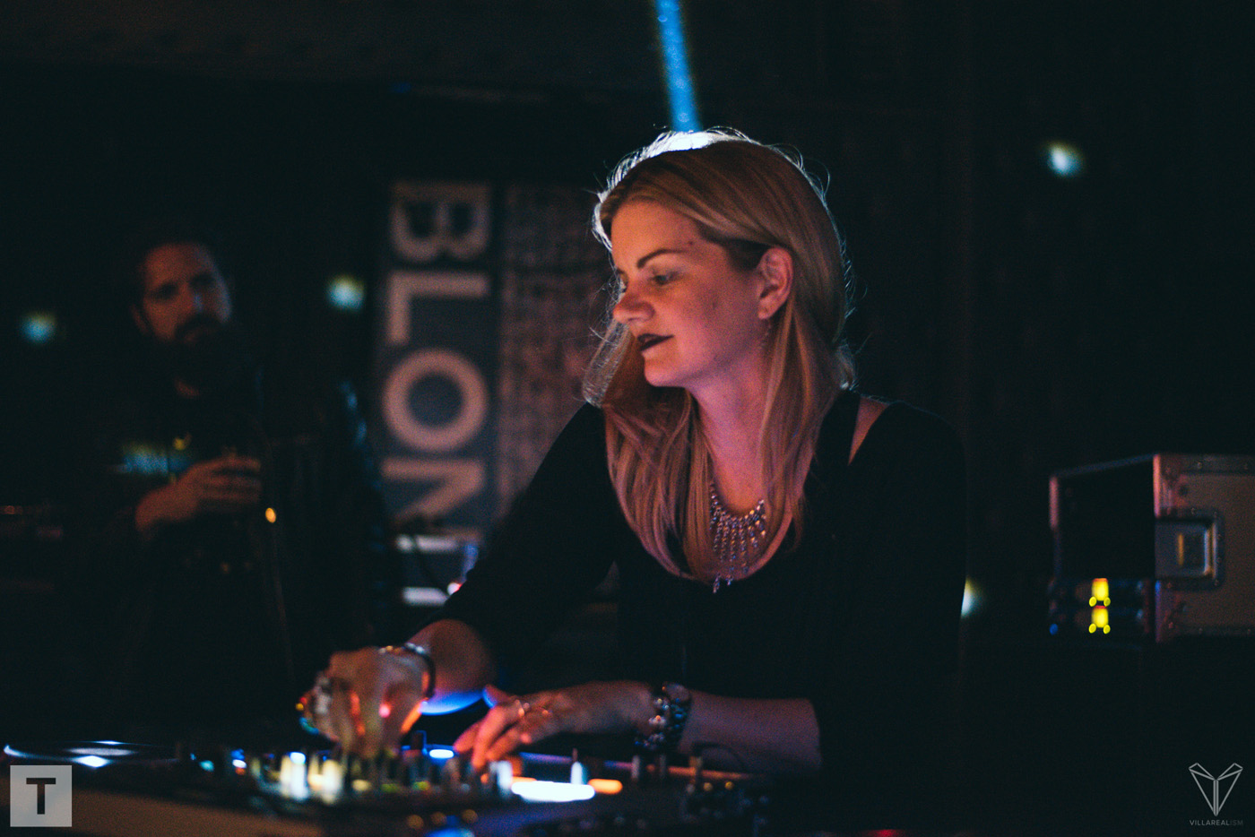 T is 4 Techno @ Blonde 12/5/17