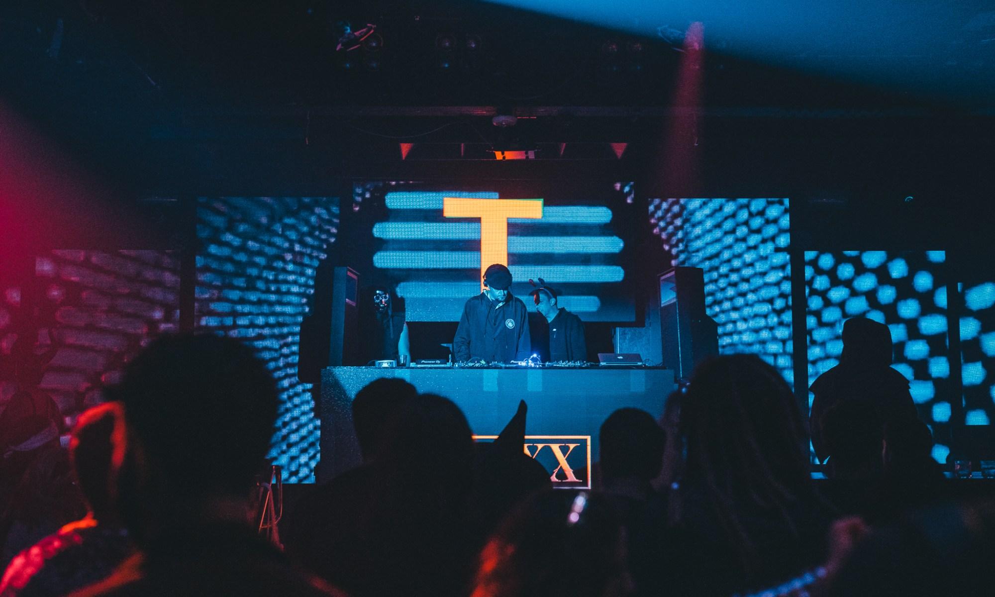 T is 4 Techno 10 30 18 Fluxx Nightclub SD 02